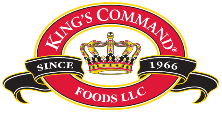 King's Command Foods logo