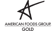 American Foods Group Gold logo
