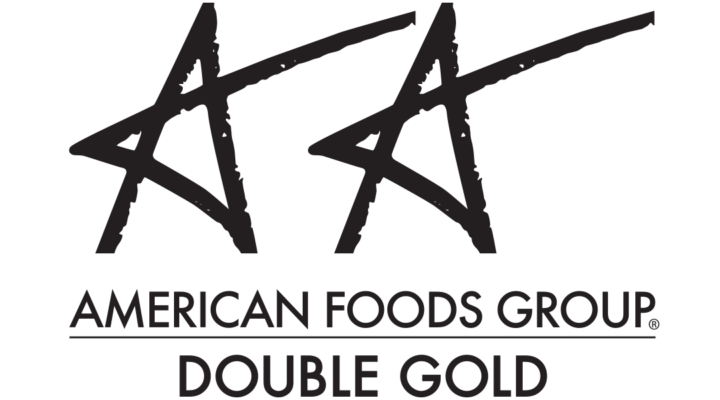 American Foods Group Double Gold logo