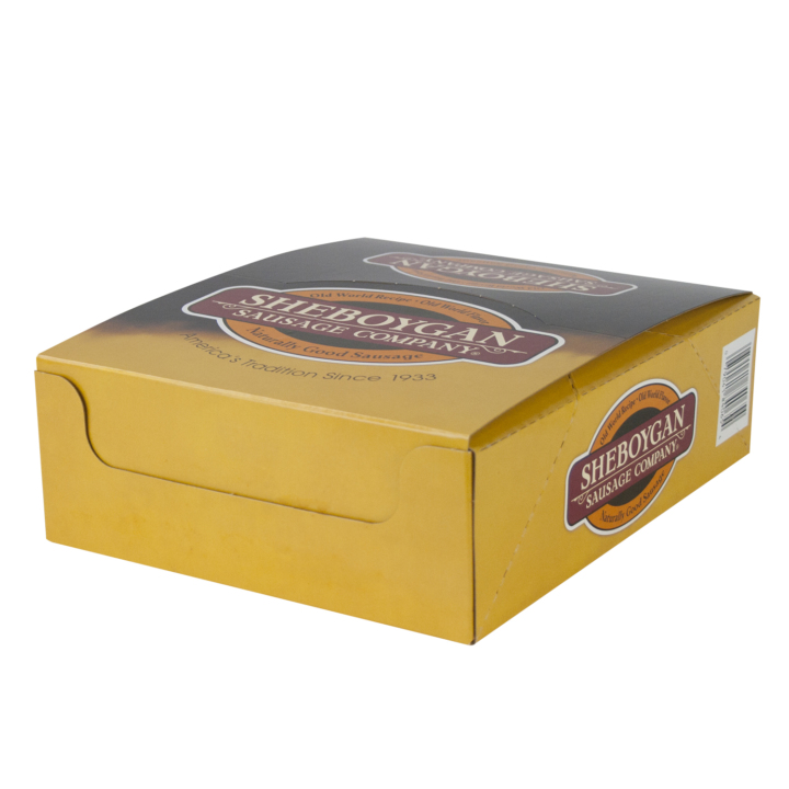 Sheboygan Sausage Company Shelf Stable Summer Sausage 4 3